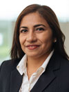 Gina Carrasco : Secretaria