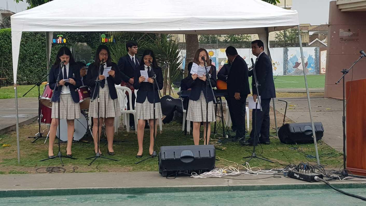 Coro de la Misa
