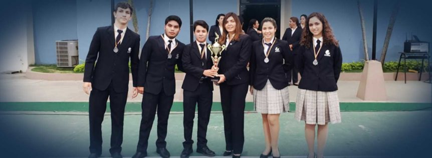 Vicecampeonato Intercolegial de Tenis de Mesa